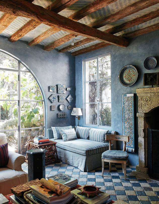 Repost an interior design mashup morocco meet malibu Moroccan interior design