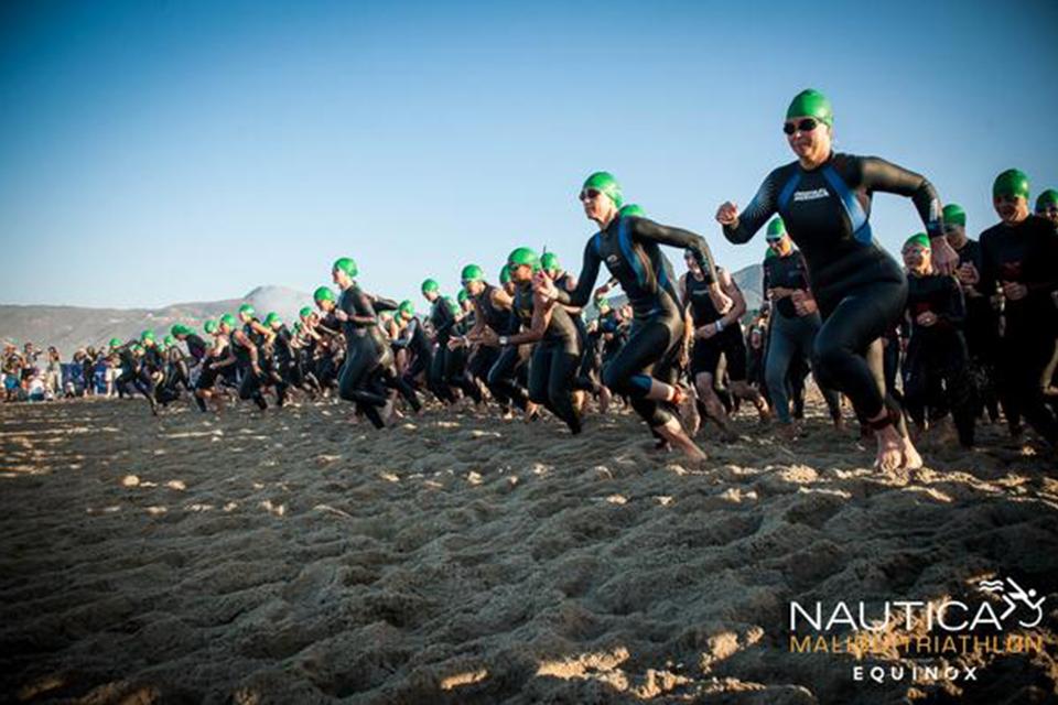 Nautica Malibu Triathlon - Malibu Beach Inn blog